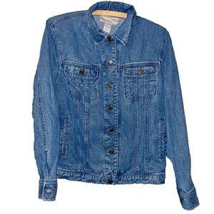 Vintage Jones New York Soft Denim Jean Jacket